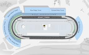 Ism Raceway 3d Seating Chart Infineon Raceway