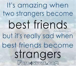 sad lost friendship quotes