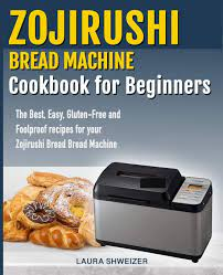 Includes 2 measuring cups, nonstick rice spoon/scooper, rice spoon holder, and recipes. Zojirushi Bread Machine Cookbook For Beginners The Best Easy Gluten Free And Foolproof Recipes For Your Zojirushi Bread Machine Schweizer Laura 9781688066922 Amazon Com Books