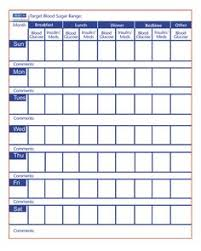 blood glucose log sheets monthly diabetes log sheet printable blood sugar log memo