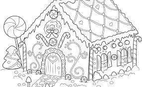 We hope you enjoy this originally crafted drawing and digital illustration!! Free Printable Gingerbread House Coloring Pages For Kids Christmas Coloring Pages For Christmas Coloring Sheets Christmas Coloring Books Elsa Coloring Pages
