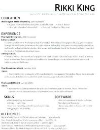 Objective Resume Custom Objectives For Resumes High School Students Student Objective Resume