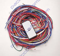 manx dune buggy or other fiberglass cars wiring loom 6 circut manx dune buggy or other fiberglass cars wiring loom 6 circut fuse box