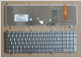 New <b>Russian Keyboard For HP</b> Pavilion HDX18 X18 X18T DV8 ...