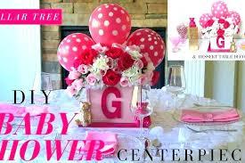 baby girl baby shower decorations girl baby shower decoration ideas pink and gray baby shower centerpieces