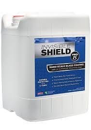 invisible shield pro 15 glass coating rtu