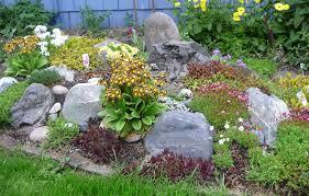 Garden Design with creating a rock garden. how to make rock garden. play  rock