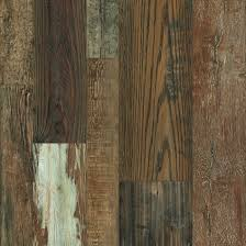 master design distressed idaho barn random width laminate flooring with attached pad