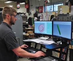 Cam Software Helps Shop Take On Complex Work : Modern Machine Shop