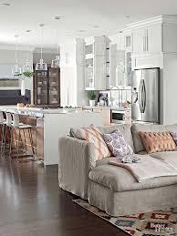 Family Room Floor Plan
