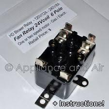 furnace blower fan furnace fan blower relay s1 3310 3301 6 pole heavy duty ship