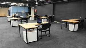 office space desk. Hot Desks/Pods Office Space Desk E