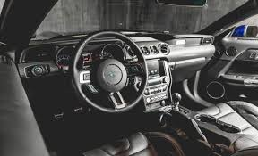 2015 ford mustang interior. how ford made the new mustang\\\u0027s interior better than ever 2015 mustang