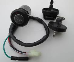 honda trx ex trxex ignition key switch atv parts