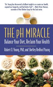 Ph Food Chart Alkaline Diet Book The Ph Miracle Lifelong Benefits Of A Plant Based Diet