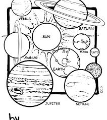 Planets Coloring Sheets Jeanettewalliscom