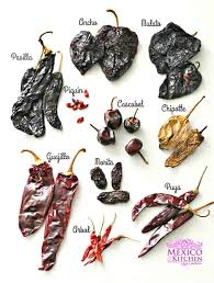 Guide To Types Of Mexican Dried Peppers To Know And Love