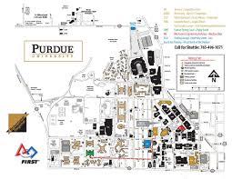 100 Purdue University West Lafayette Map Yasminroohi