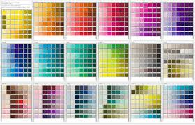 Convert rgb colour vlaues to ral, bs4800 bs 5252 and bs381c colours to ncs, pantone, din 6164, farrow and ball, federal starndard 595, little greene, dulux trade, bs 2660. Printable Hex Color Chart Zeten