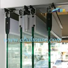 folding office partitions. Luxury Frameless Double Glass Folding Door Office Partition Sliding Partitions S