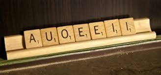 scrabble challenge 20 what would you do with a rack full of vowels scrabble wonderhowto