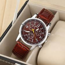 men costly quartz watches fashion leisure business men s watch men s watches