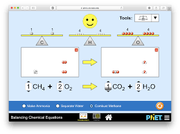 phet colorado phet interactive simulations chemistry review for teachers common