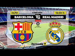 directo fc barcelona vs real madrid cf