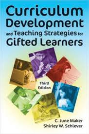 curriculum development curriculum development and teaching strategies for gifted learners