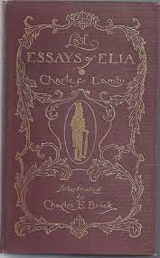 charles lamb books for columbia books inc  last essays of elia author lamb charles