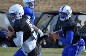 Air Force Football Depth Chart Air Force May Face Tough Decision At Quarterback After Mike