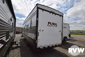 2020 puma xle 25tfc toy hauler travel trailer by palomino vin x000472 at greatlakesrvcenter