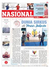 Dalam artikel ini kita akan membahas contoh kesan dan pesan untuk sekolah, perpisahan, untuk. Harian Nasional By Harian Nasional Issuu