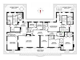 This UES Penthouse's Floorplan Is Worth More Than $10M