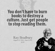 Ray Bradbury Quotes Gorgeous Quote Pictures Ray Bradbury Quote You Don't Have To Burn Books To