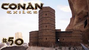 In the barbarian mmo conan exiles, you can catch and use your own thralls during the game. Conan Exiles 50 Wunderschoner Turm Gameplay German Deutsch Youtube