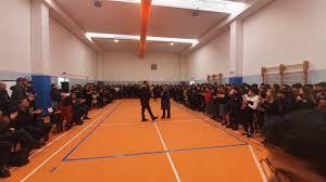 Bari, inaugurata la nuova palestra della scuola Rita Levi Montalcini (Torre  a mare)