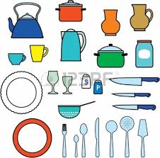 kitchen utensils drawing. Drawing Clipart Kitchen #6 Utensils