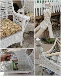vintage wicker patio furniture. Repairing My Old Wicker Chairs Vintage Patio Furniture R
