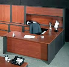 home office shaped. Home Office L Shaped Desk Small U Cheap Full Image For Hutch