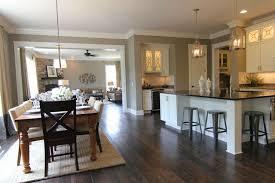 open concept kitchen living room design ideas sortra small open floor plan kitchen living room dining