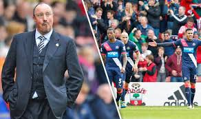 Image result for Newcastle 3 Southampton 1