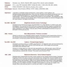 Combination Resume Examples New Sample Bination Resume New Lovely