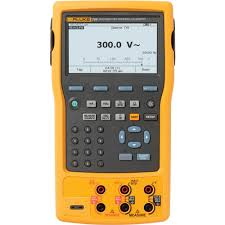 fluke 754 documenting process calibrator hart transcat