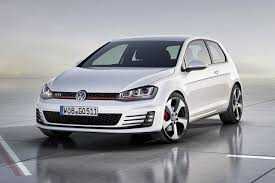 First glimpse at the 2013 Volkswagen GTI design study before of ...