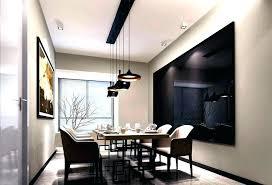 black dining room light dining room pendant