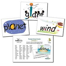 Snapwords Nouns 1 Pocket Chart Sight Word Cards