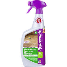 Best Bathroom Cleaning Products Stunning Rejuvenate BioEnzymatic Tile And Grout Cleaner