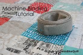 Machine Binding Tutorial. Machine_Binding_Tutorial_SwimBikeQuilt ... & Photo 30 of 35 Machine Binding Tutorial.  Machine_Binding_Tutorial_SwimBikeQuilt ( Binding For Quilts Width #32) Adamdwight.com