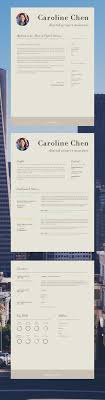 Job hunting is competitive, a professional CV | CV Template | Resume  Template helps to